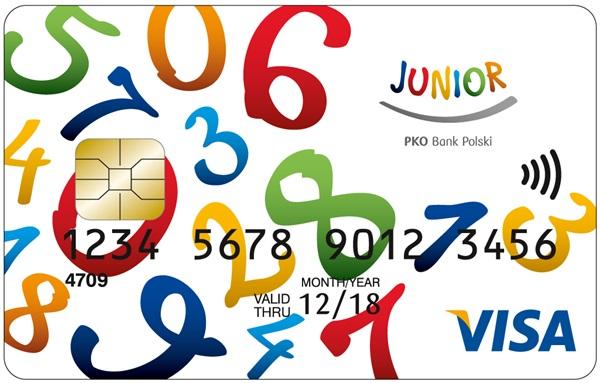 Karty Pko Junior Nie Tylko Na Wakacje Karty Platnicze