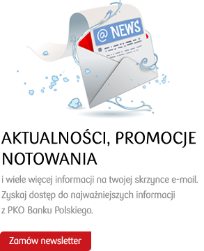 newsletter bankomania