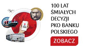 100 Lat Śmiałych Decyzji PKO Banku Polskiego